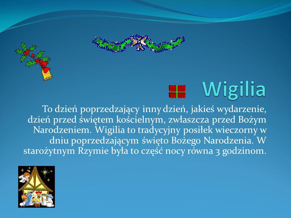 Prezentację wykonała Agnieszka Horoszkiewicz z klasy 6d