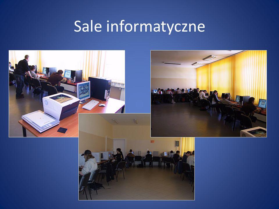 Sale informatyczne