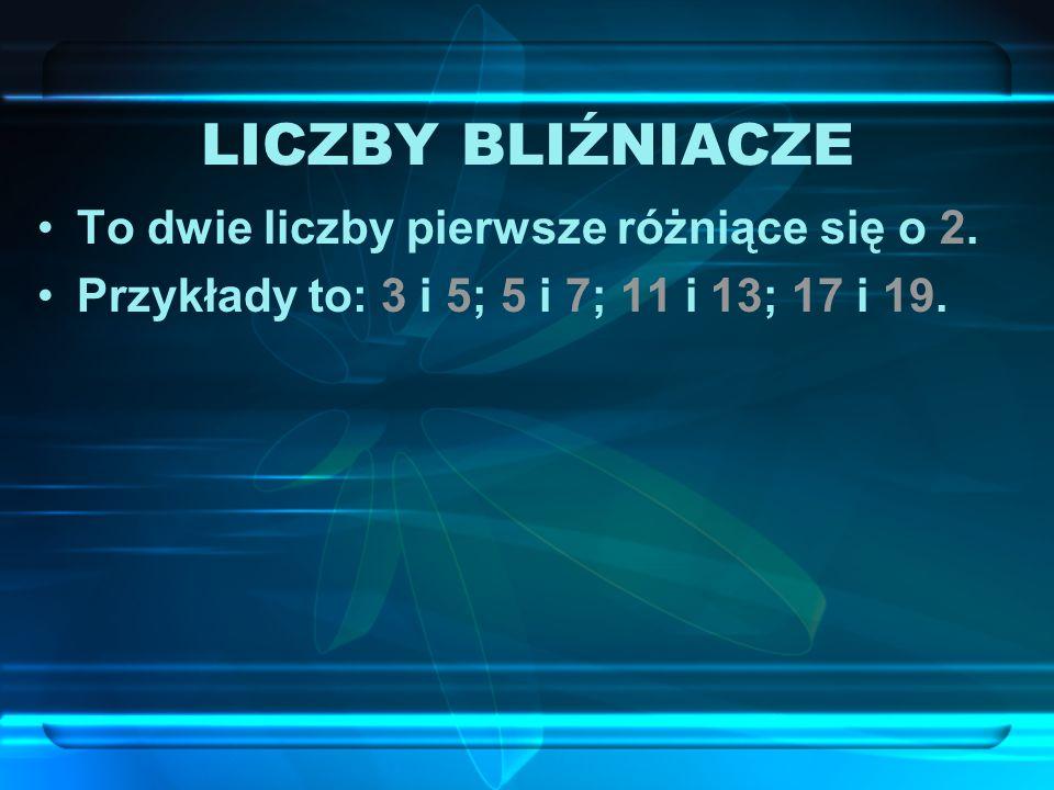 LICZBY LUSTRZANE 125 i521 68 i86 325 i5423 17 i71