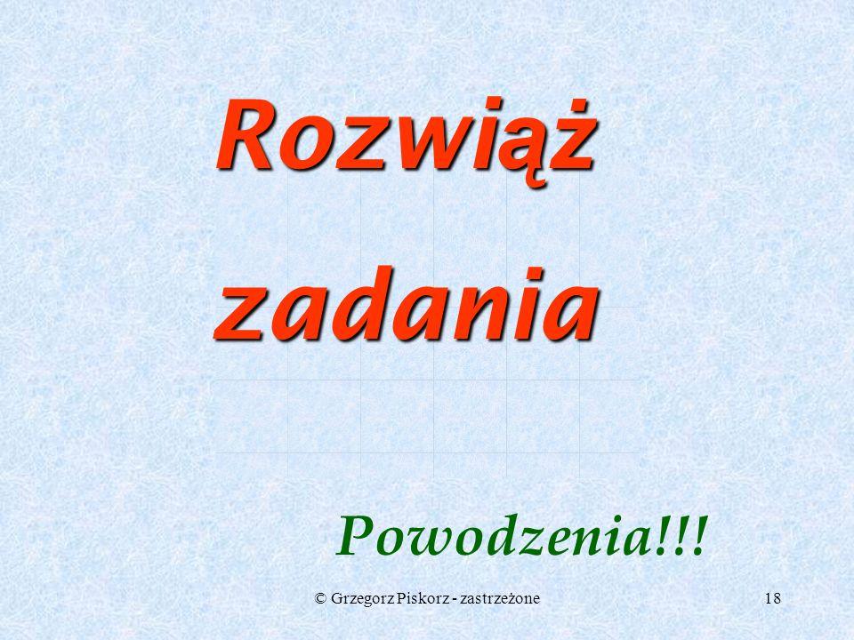 © Grzegorz Piskorz - zastrzeżone17 wprowadzili liczby zaprzyjaźnione gdy zapytano Pitagorasa