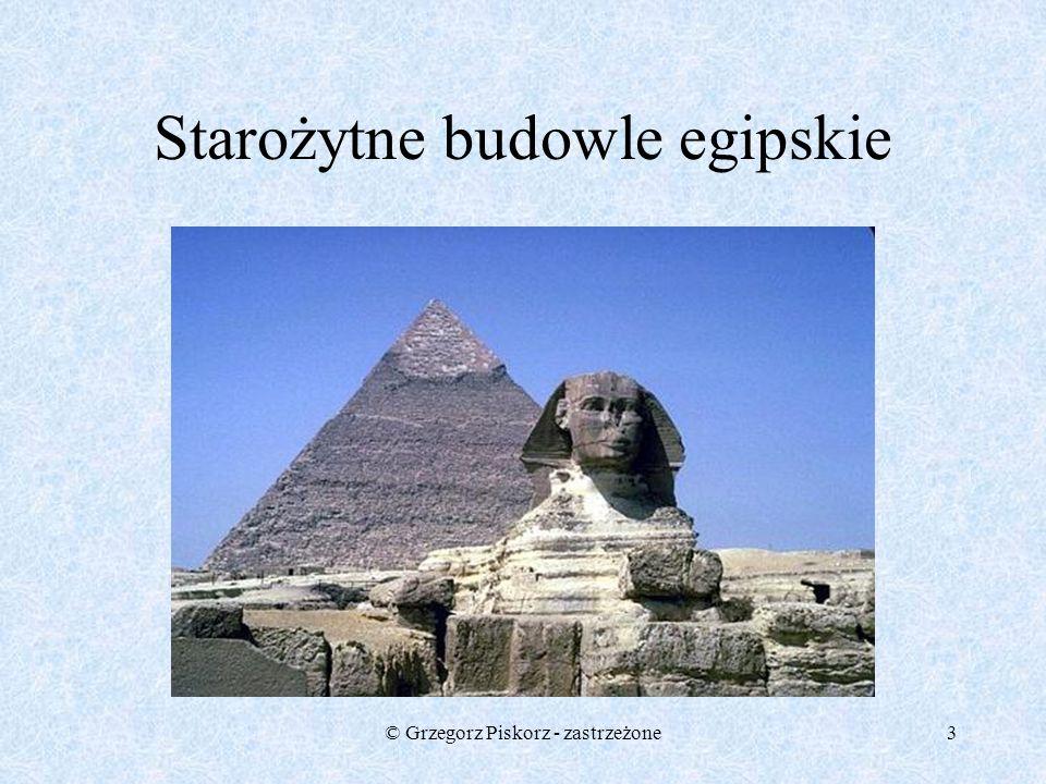 © Grzegorz Piskorz - zastrzeżone2 Historia matematyki