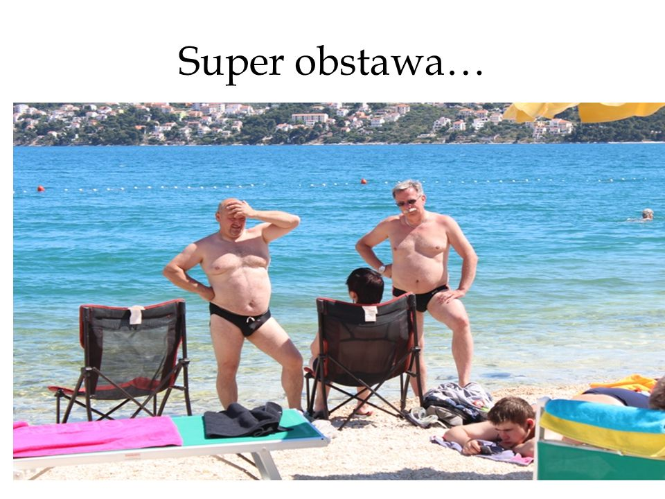 Super obstawa…
