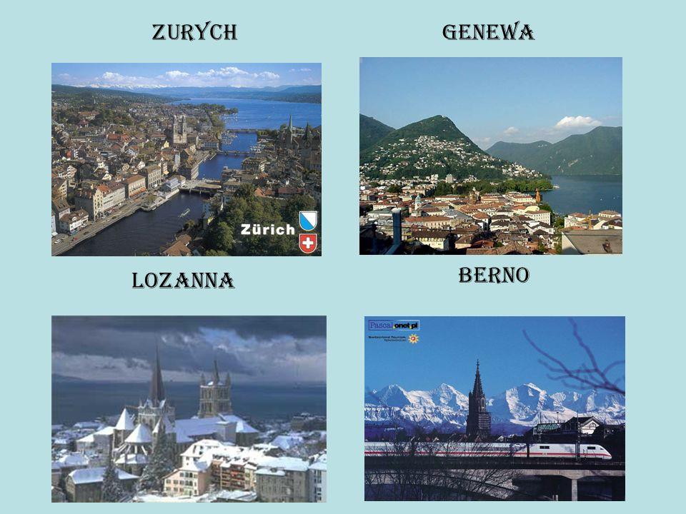Ludno ść W Szwajcarii s ą cztery j ę zyki urz ę dowe: niemiecki, francuski, w ł oski i romansz (ten ostatni to jeden z j ę zyków retoroma ń skich). We