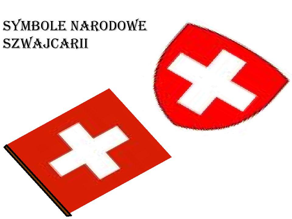 Symbole narodowe Szwajcarii
