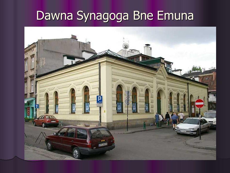 Dawna Synagoga Bne Emuna