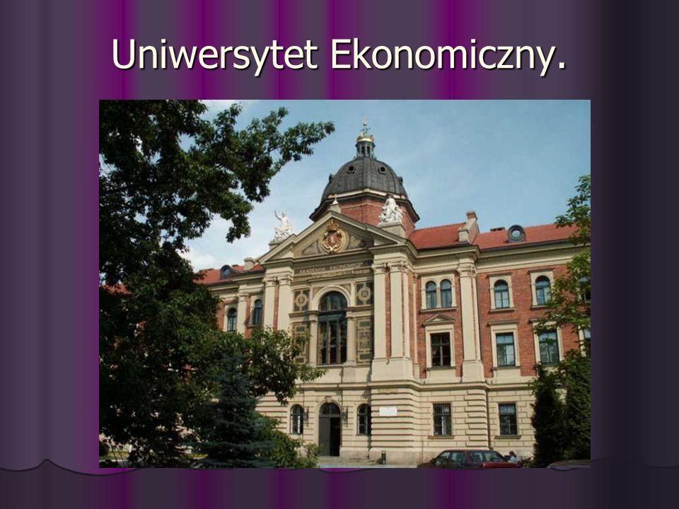 Uniwersytet Ekonomiczny.