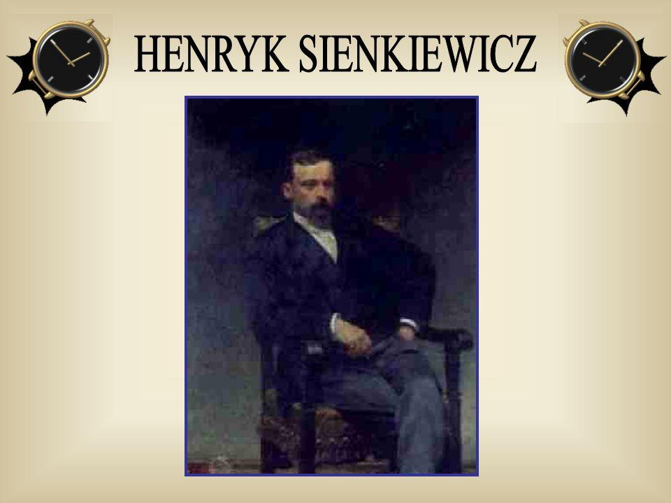 Śmierć Henryk Sienkiewicz Sienkiewicz zmarł 15 XI 1916 w Vevey.