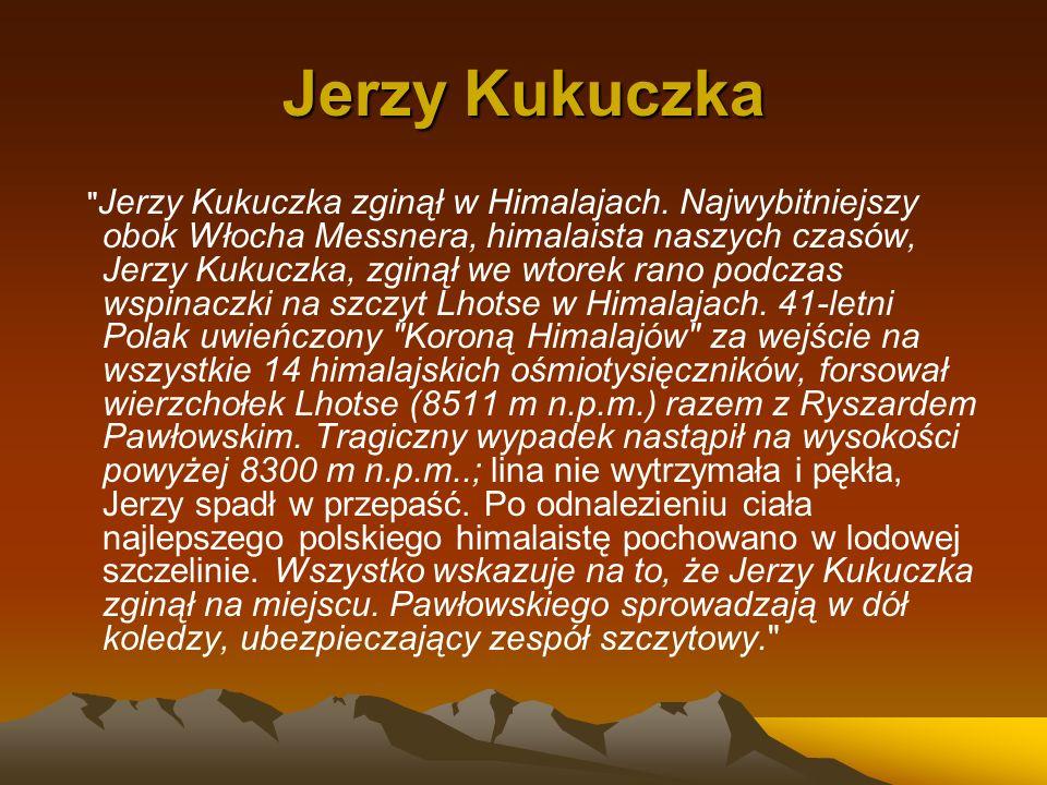 Jerzy Kukuczka
