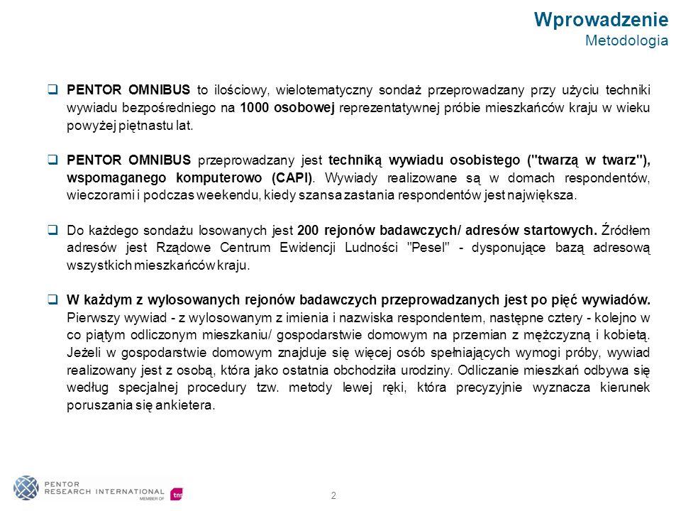 3 Podsumowanie W porównaniu z latami ubiegłymi, odsetek Polaków, deklarujących chęć wyjazdu na urlop w okresie wakacyjnym (czerwiec – wrzesień) nie uległ istotnej zmianie.