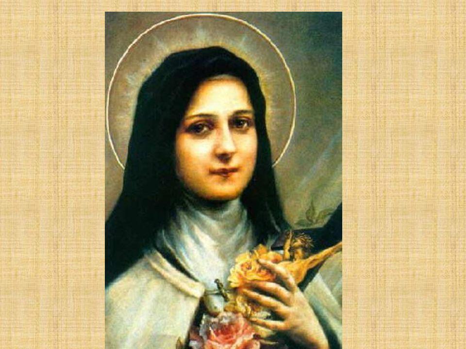W sercu Kościoła mej Matki będę miłością - wtedy będę wszystkim! św. Teresa od Dzieciątka Jezus