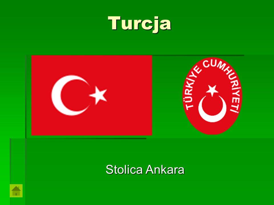 Turcja Stolica Ankara