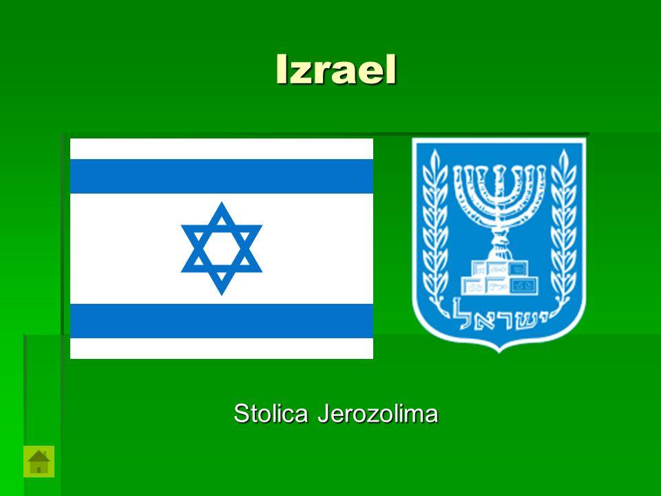 Izrael Stolica Jerozolima