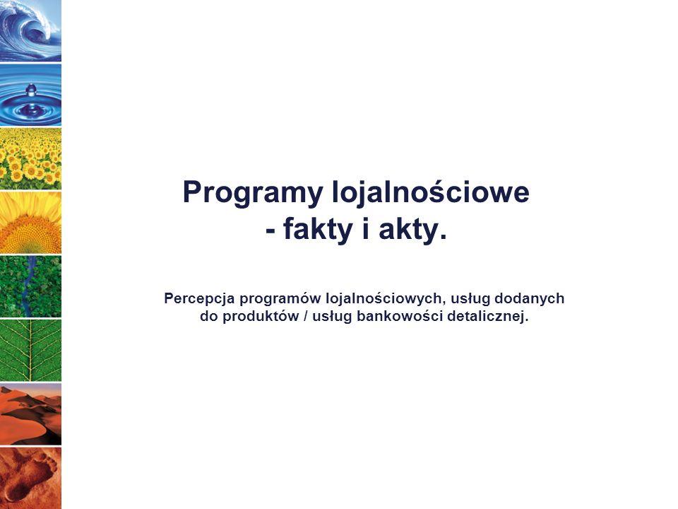 3 CO WIEMY O PROGRAMACH LOJALNOŚCIOWYCH.Jakie programy lojalnościowe znają Polacy .