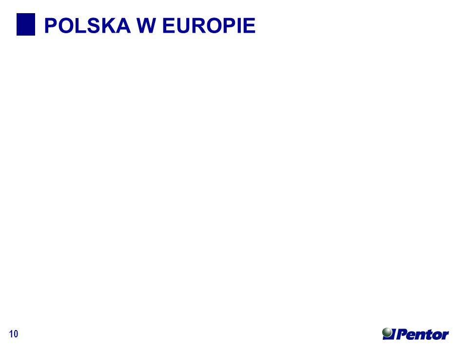 10 POLSKA W EUROPIE