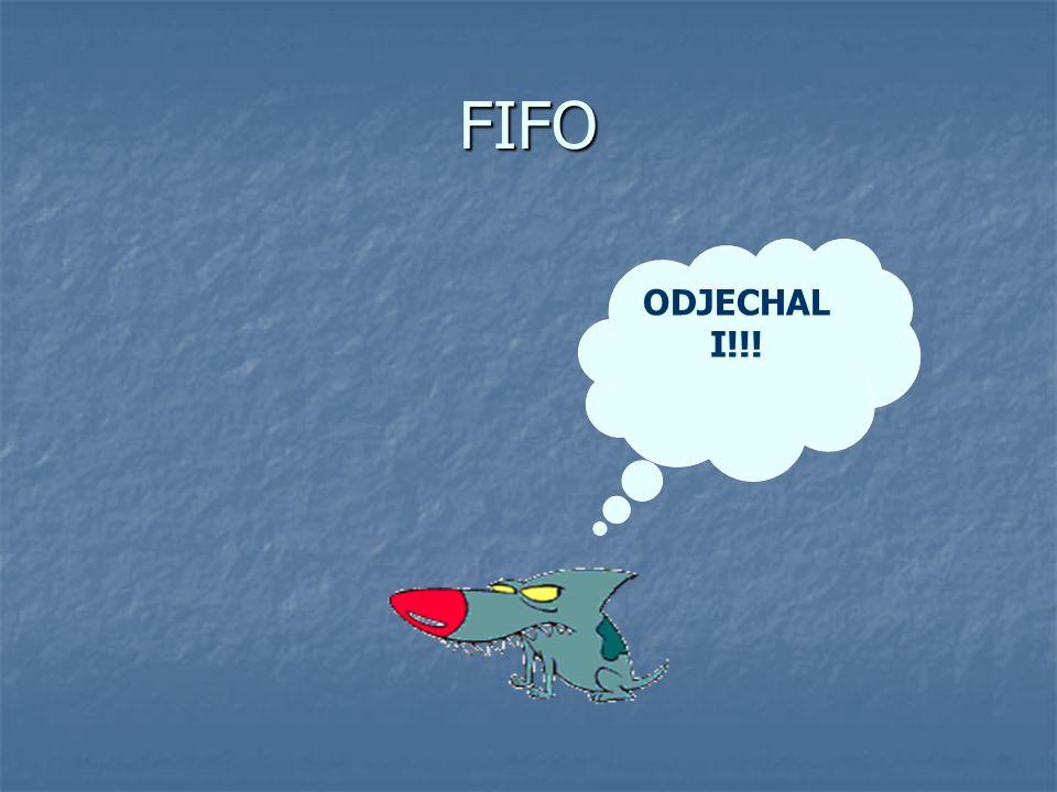 FIFO ODJECHAL I!!!