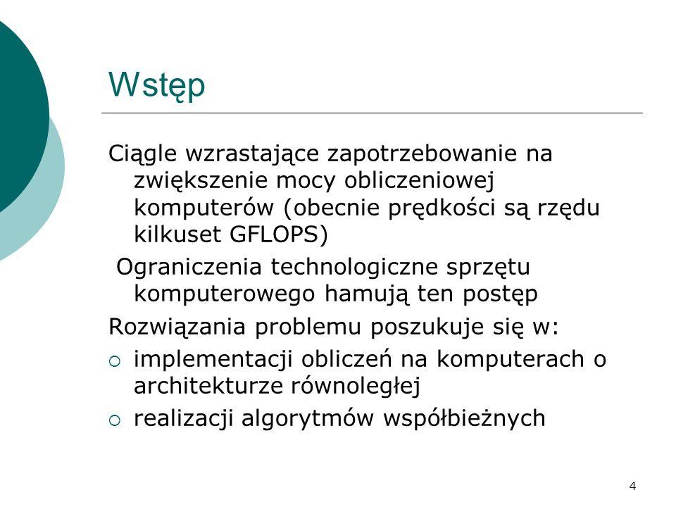 315 Klastry można również udostępnić tylko część systemu z serwera plików i oprogramowania, np.