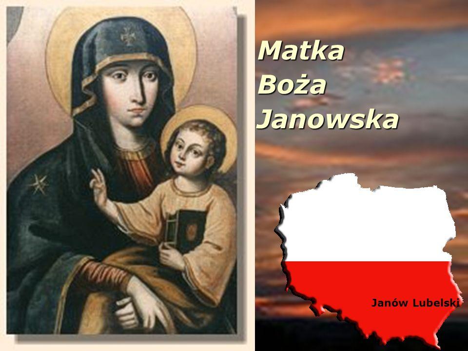 MatkaBożaJanowska Janów Lubelski