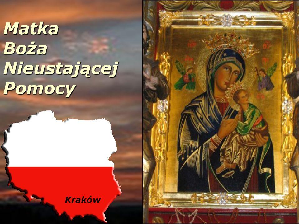 MatkaBożaNieustającejPomocy Kraków