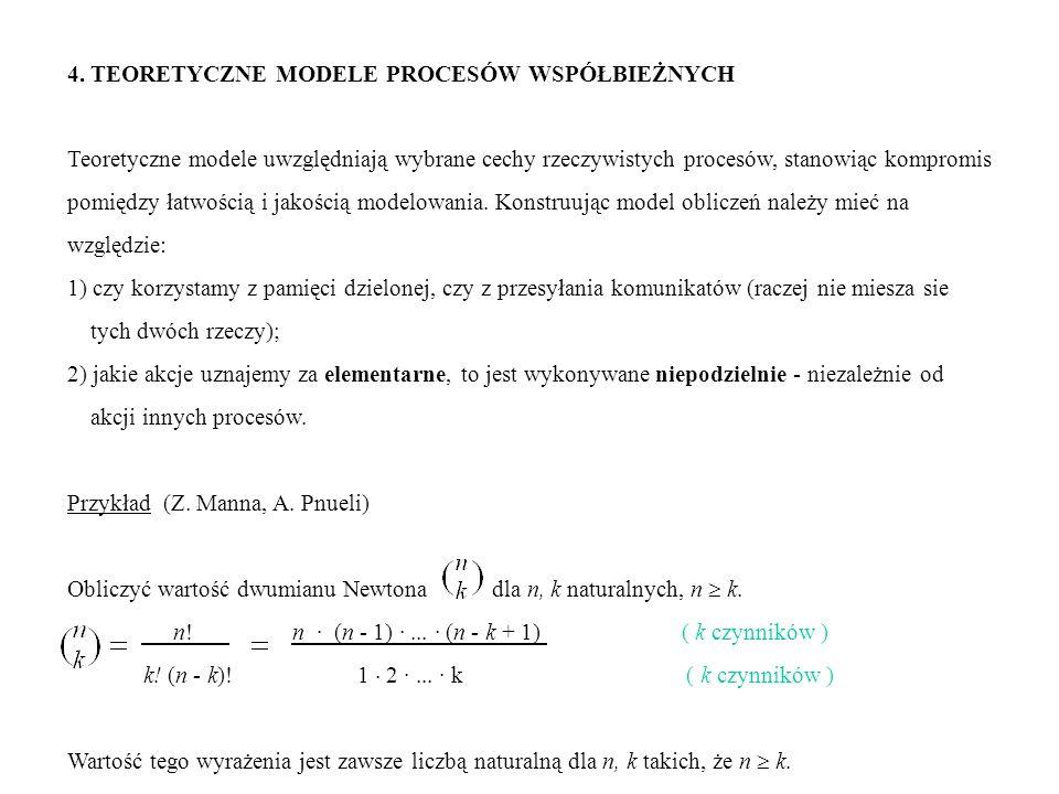 Monitory są deklarowalnymi obiektami mającymi zagwarantowaną niepodzielność wykonywania ich metod.