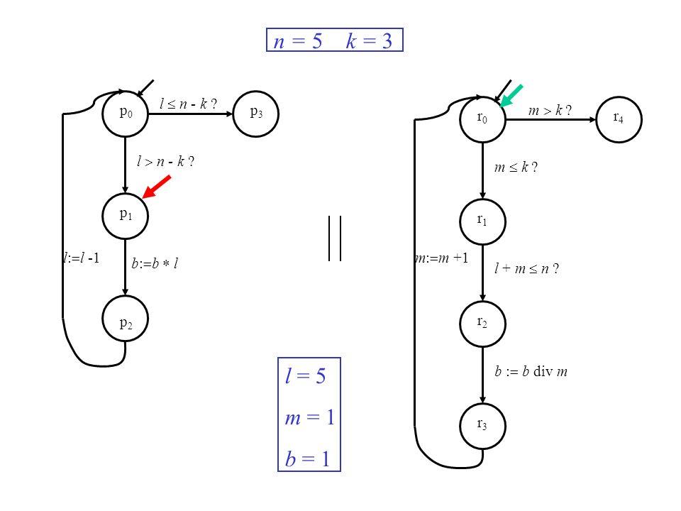 { S = 1 } niekrytyczna1 krytyczna1 S > 0 .S = 0 S := S+1 niekrytyczna2 S > 0 .