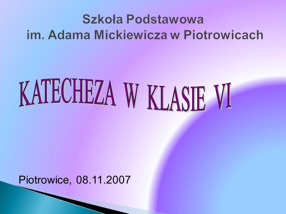 Piotrowice, 08.11.2007