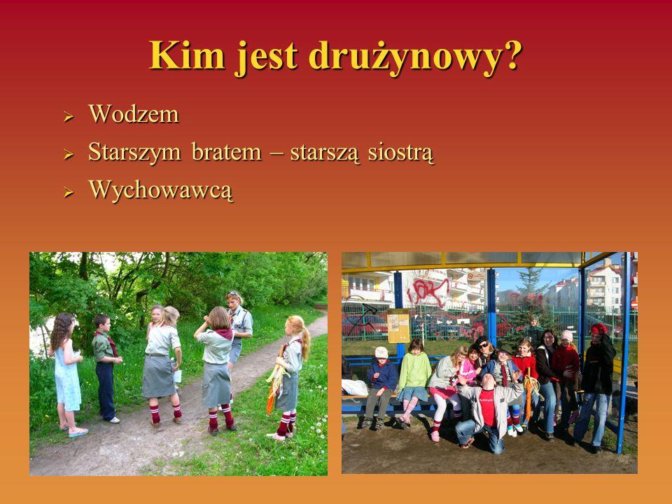 Prawo Zucha 1.Zuch kocha Boga i Polskę.2.Zuch jest dzielny.