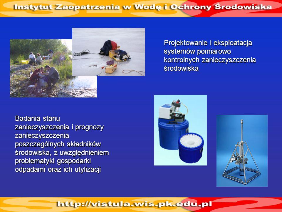 Źródła antropogeniczne i naturalne zanieczyszczenia powietrza atmosferycznego Projektowanie i wdrażanie kompleksowej ochrony systemów wodnych poprzez ochronę atmosfery, ochronę powierzchni ziemi, gleb, a także obszarów specjalnego zagrożenia, z ochroną wód powierzchniowych i podziemnych włącznie