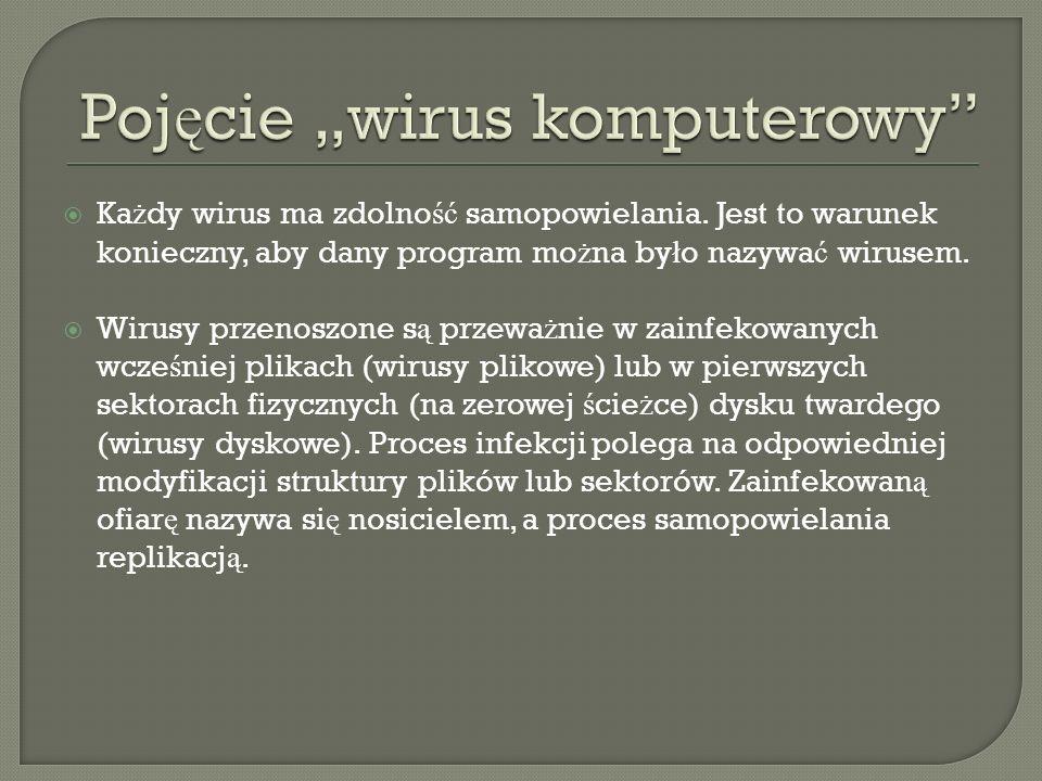 Program antywirusowy (antywirus) – program komputerowy, którego celem jest wykrywanie, zwalczanie i usuwanie wirusów komputerowych.
