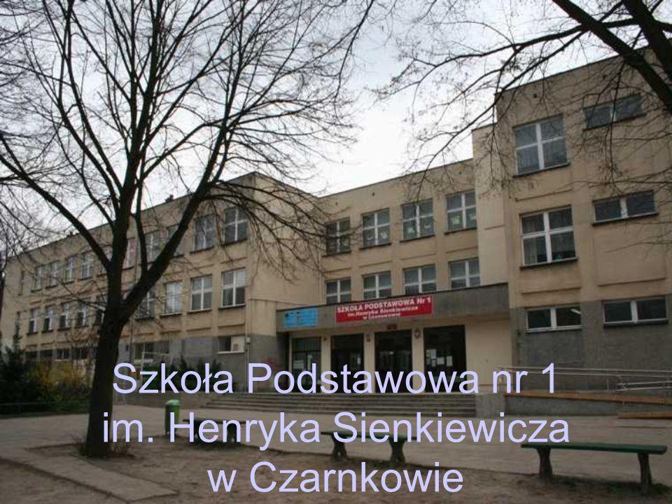 Szkoła Podstawowa nr 1 im. Henryka Sienkiewicza w Czarnkowie