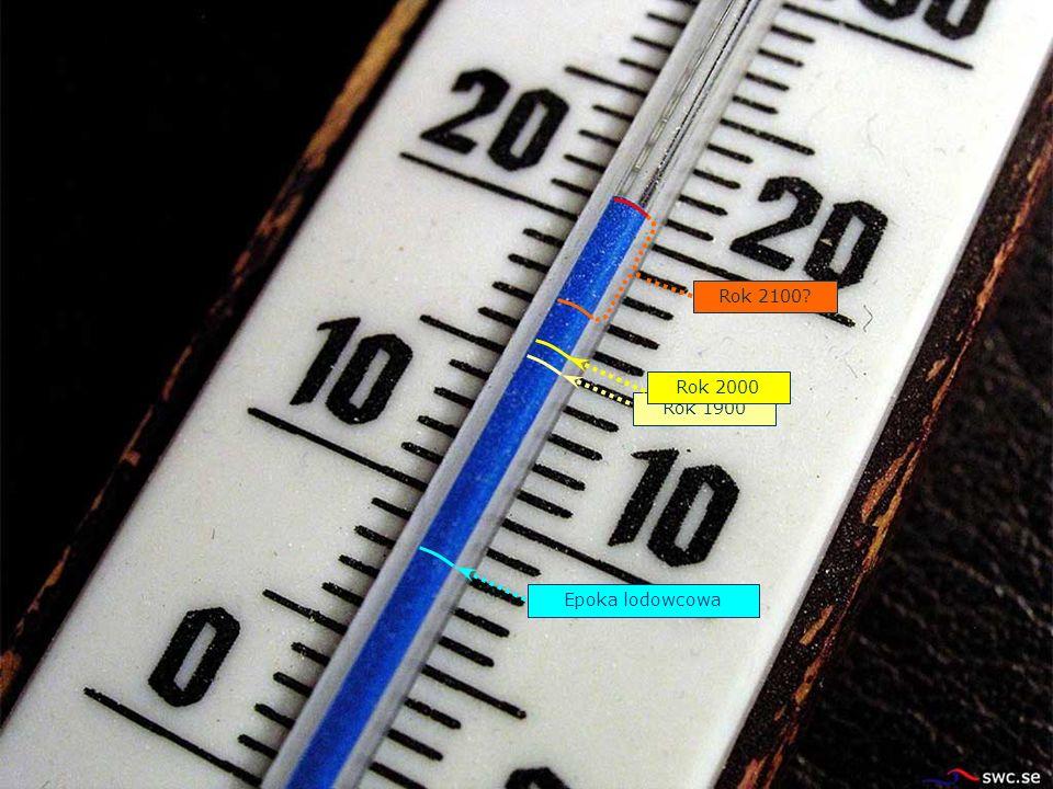 Ale nie chodzi o samą temperaturę. Ważne są skutki tych zmian.