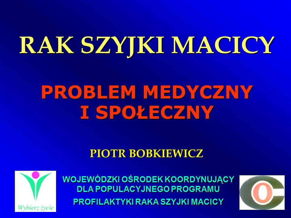 PROFILAKTYKA RAKA SZYJKI MACICY 1.