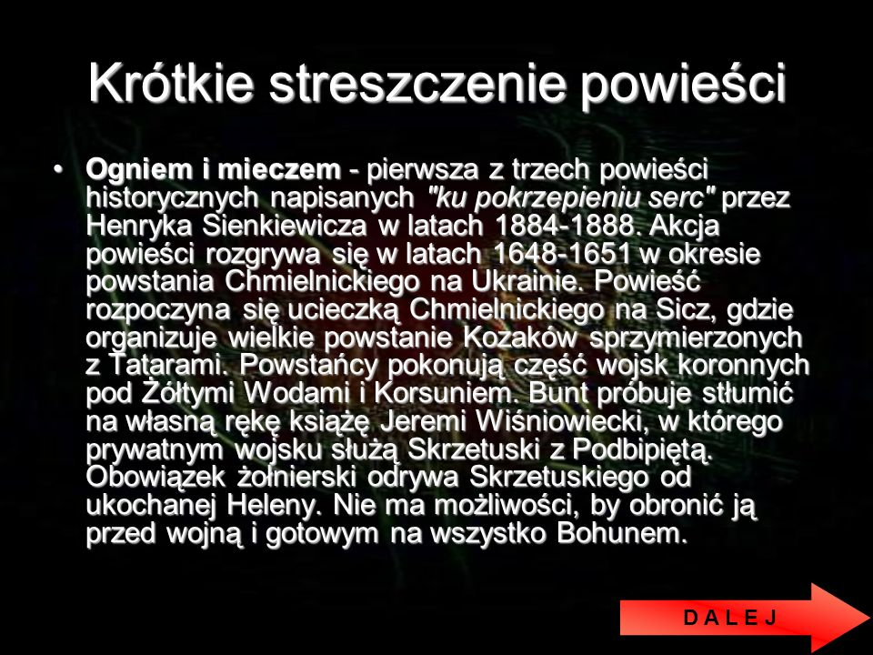 Od 1620 r. stosunki polsko-tureckie nie były najlepsze. Wywołało to wiele wojen, w tym między innymi wojnę z lat 1672-1676 r. Turcy wykorzystując słab