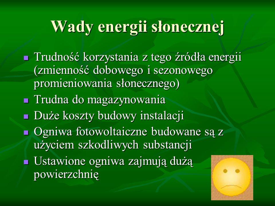 Potencjał Polski Polska pod względem nasłonecznienia ma podobne warunki jak np.