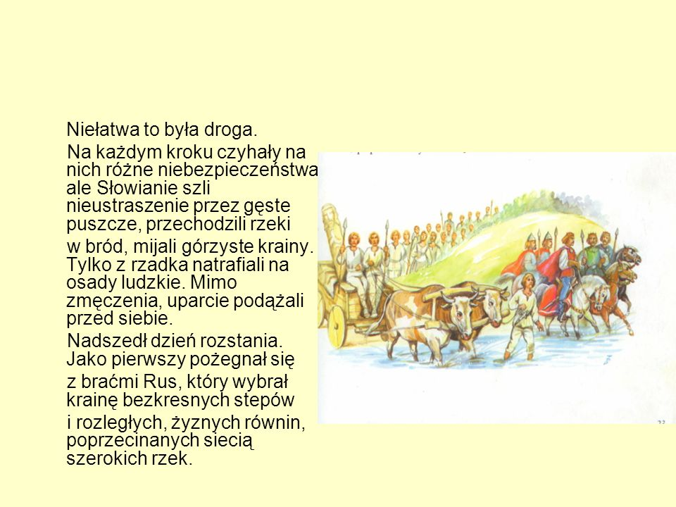 Zaznacz na mapie Polski Gniezno.Uzupełnij zdania: Kraków, Warszawę.