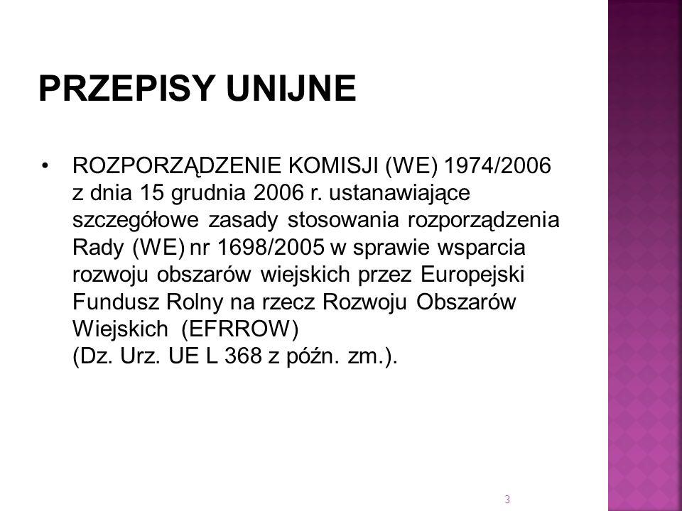 ROZPORZĄDZENIE KOMISJI (UE) 65/2011 z dnia 27 stycznia 2011 r.