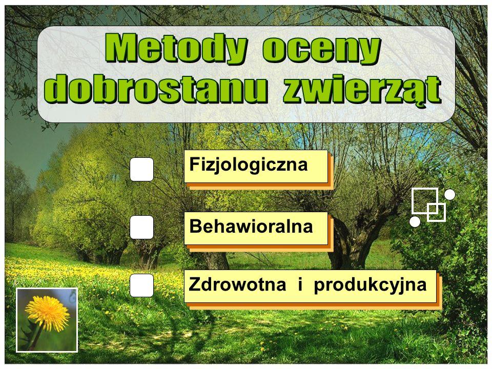 2014-01-136 Zdrowotna i produkcyjna Behawioralna Fizjologiczna