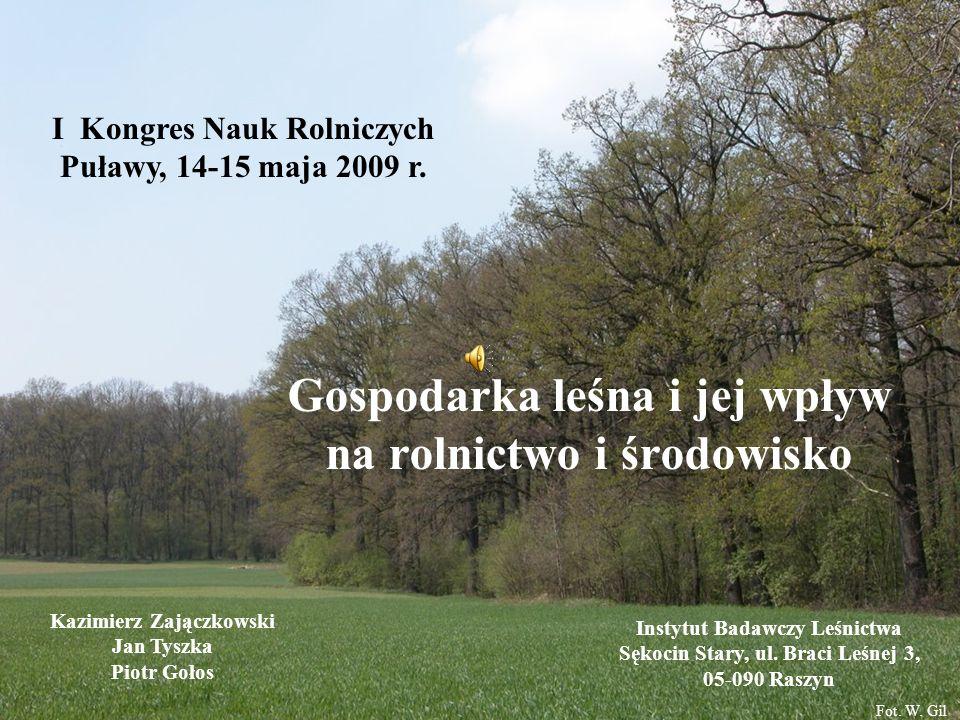 Lesistość Polski Polska przedrozbiorowa37,0 % 1928 r.19,8 % 1939 r.22,2 % 1946 r.20,8 % 1990 r.27,8 % 2007 r.28,9% Lesistość krajów sąsiadujących z Polską Niemcy31,7 % Czechy34,3 % Słowacja40,1 % Białoruś38,0 % Litwa33,5 % Europa33,7% Europa (łącznie z Federacją Rosyjską)44,0%