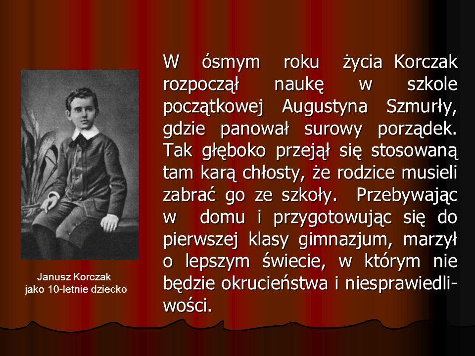 Filmy poświęcone Korczakowi Jest pan wolny, doktorze Korczak niem.
