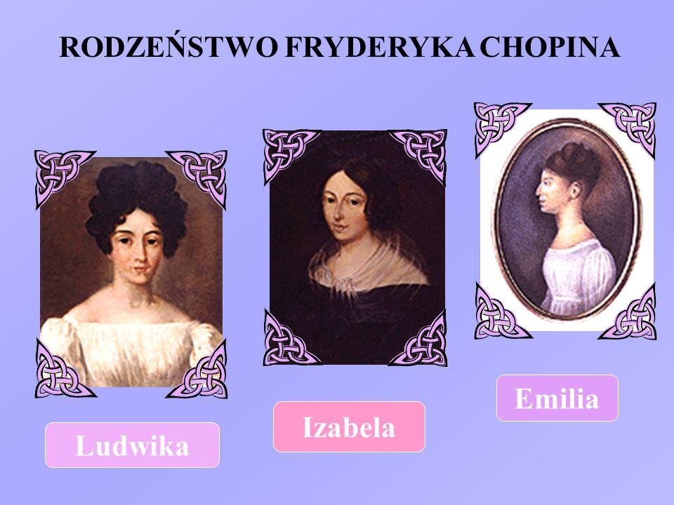 Rodzice bardzo wcześnie uczyli Chopina samodzielności.