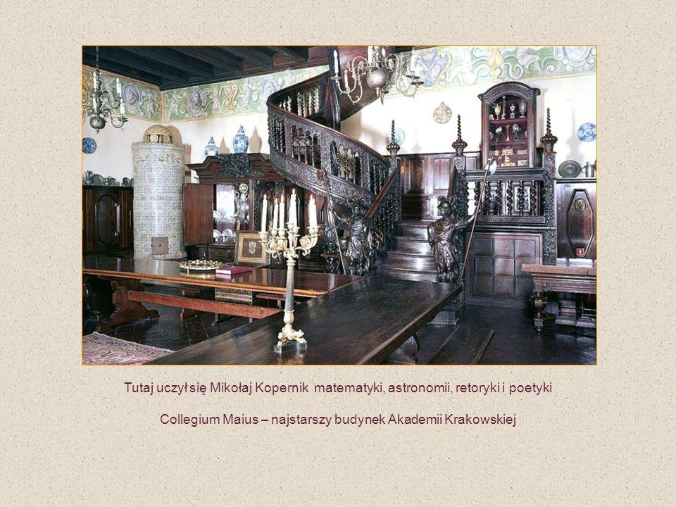 W latach 1496-1499 Kopernik był studentem prawa w Bolonii, gdzie rozpoczął także naukę greki oraz medycyny, w 1503 r.