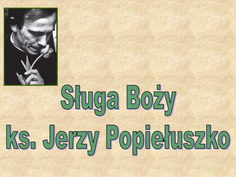 Jerzy Popiełuszko urodził się 14 września 1947 r.