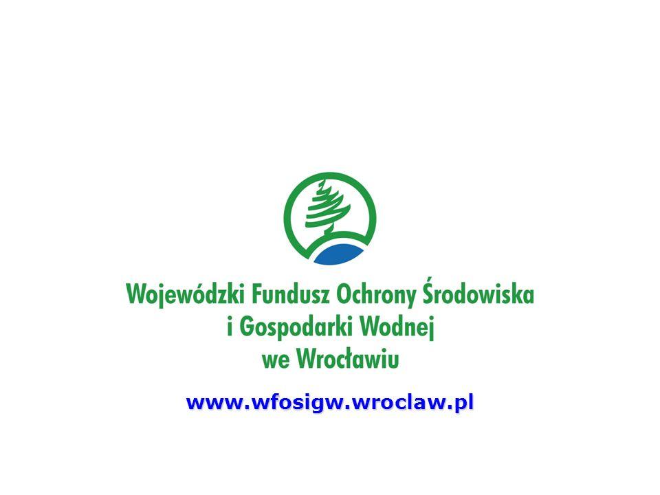 14 źródło: www.nfosigw.gov.pl PROJEKT Programu priorytetowego NFOŚiGW p.n.: Dopłaty do kredytów na budowę domów energooszczędnych (w opracowaniu – ogł