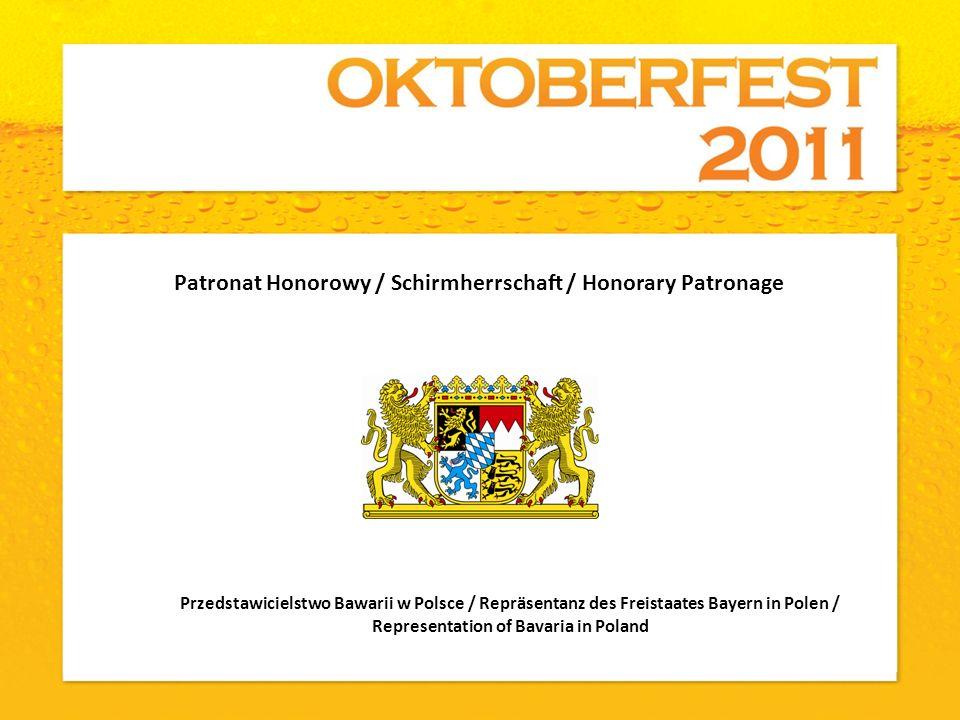 Przedstawicielstwo Bawarii w Polsce / Repräsentanz des Freistaates Bayern in Polen / Representation of Bavaria in Poland