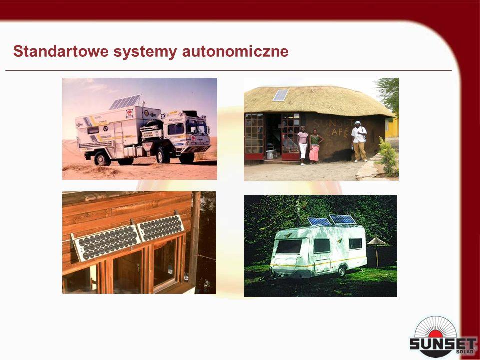 Standartowe systemy autonomiczne