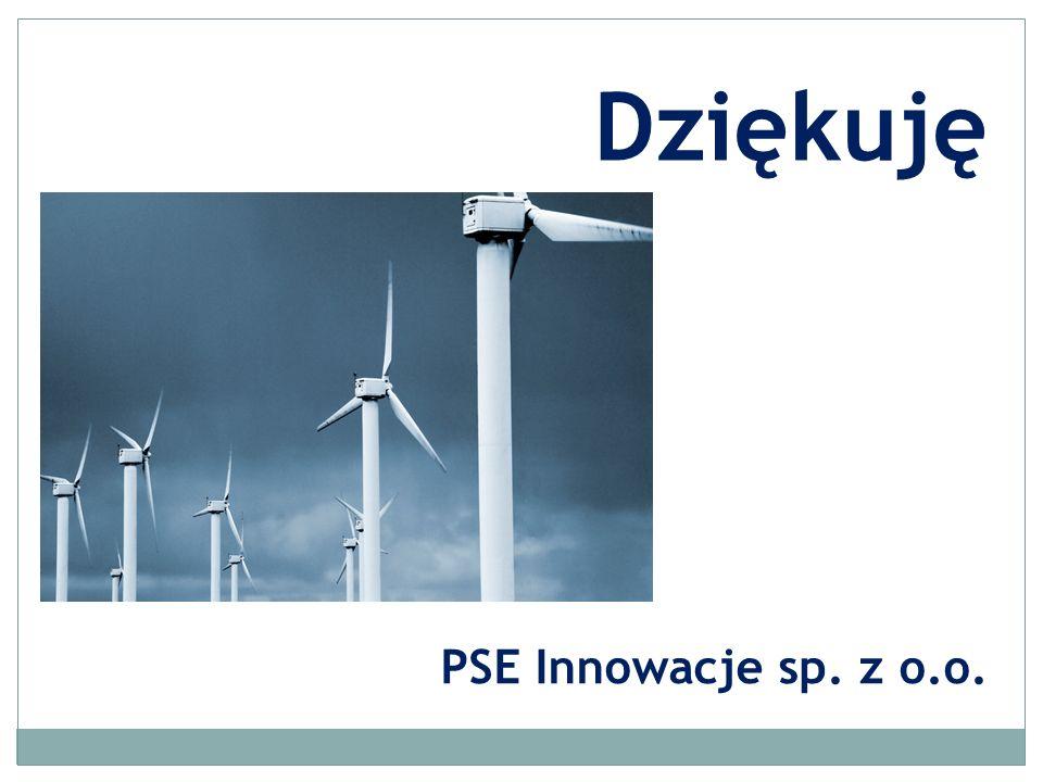 PSE Innowacje sp. z o.o. Dziękuję
