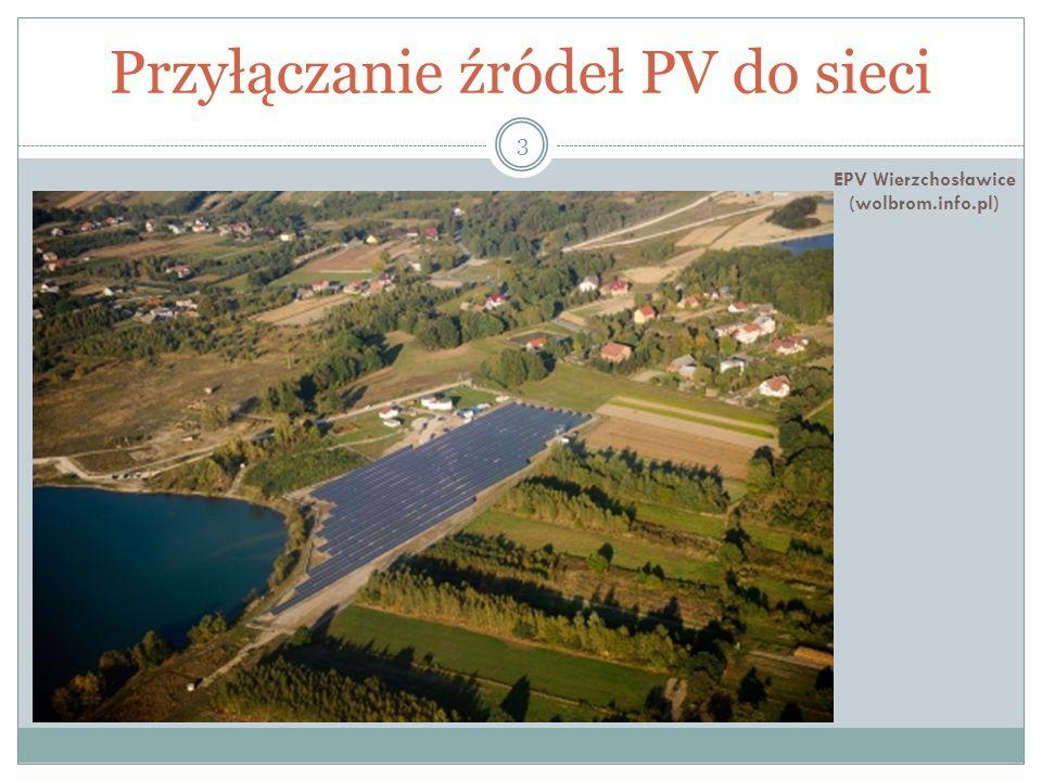 Przyłączanie źródeł PV do sieci 3 EPV Wierzchosławice (wolbrom.info.pl)