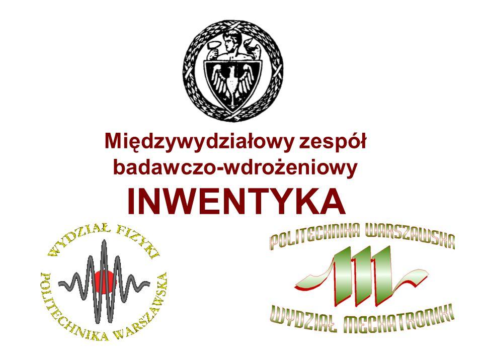 Międzywydziałowy zespół badawczo-wdrożeniowy INWENTYKA