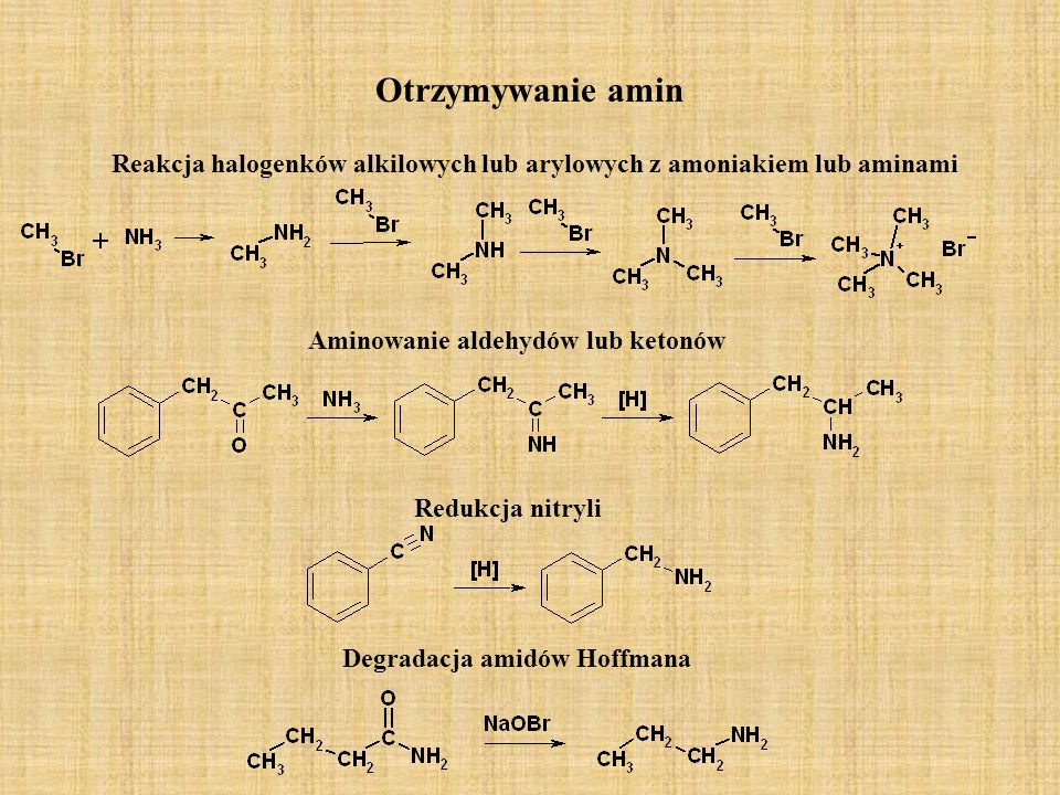 Tworzenie soli dwuazoniowych i ich reakcje barwniki azowe