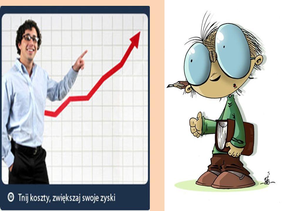 Cele inwestora: inwestowanie w siebie, zasoby na przyszłość, profesjonalizm, rozwijanie się, dążenie do satysfakcji z pracy.