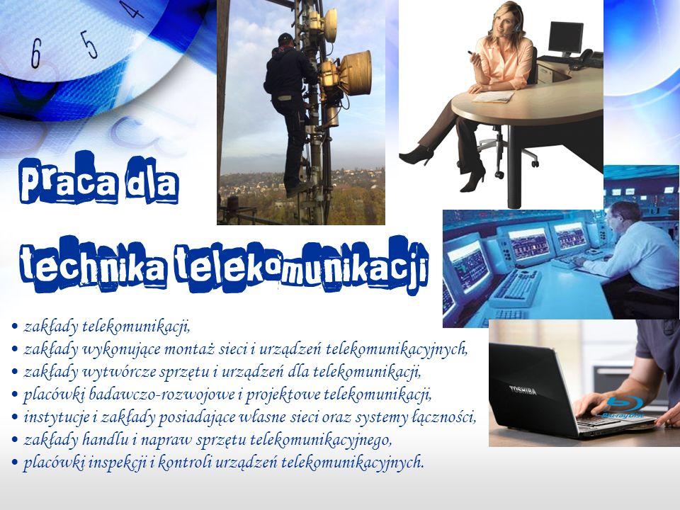 Technik telekomunikacji